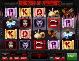 Kingdom of Vampires